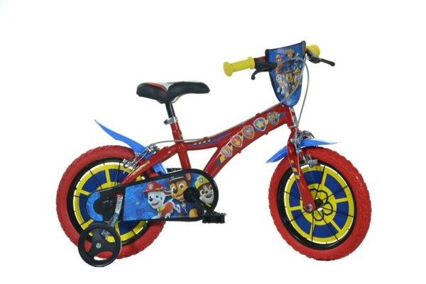 Детско колело Paw Patrol 14''